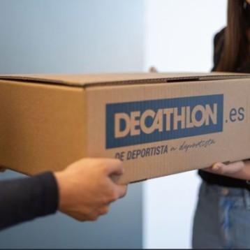 Decathlon pone en marcha su entrega en franjas de dos horas