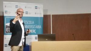 Ricardo López interviene en la jornada de Escodi sobre el futuro del comercio físico