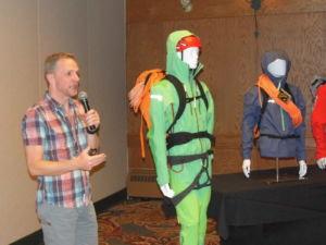 Presentación mundial de Gore-Tex Pro en primicia en Banff (Canadá)
