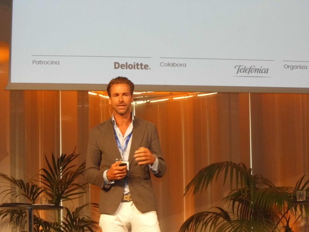 Niklas Gustafson interviene en el IV Congreso Trend Builders de Aecoc