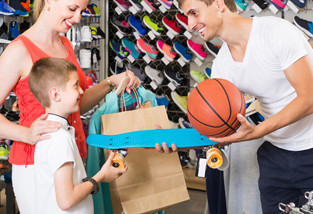 El retail deportivo en Europa crece por debajo del español