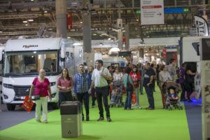 Nueva edición del Salón Internacional del Caravaning de Barcelona