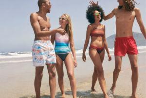 Colección de verano de Speedo, firma líder en natación y que comercializa Dicaltex