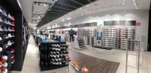 nueva tienda Base Selection en el centro comercial Lagoh