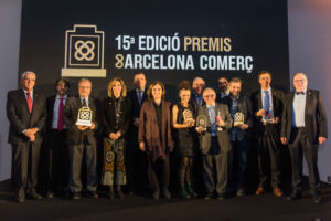 premios Barcelona Comerç y retail
