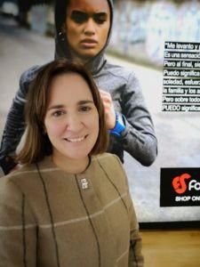 Sonia Cuesta, directora comercial de Forum Sport