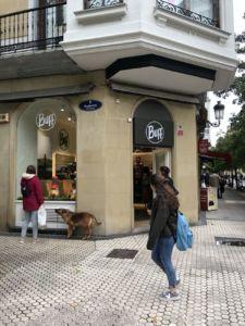 tienda Buff en San Sebastián