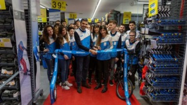 Decathlon despega en Cataluña