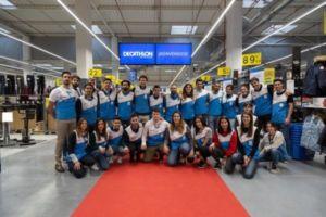 Decathlon inaugura y amplía centros en Cataluña