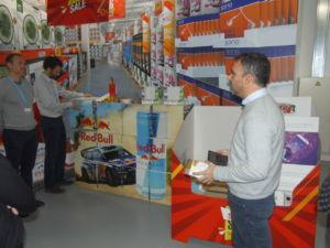 visita de profesionales del sector deportivo, con Afydad al frente, a la sede de HP en Sant Cugat del Vallès (Barcelona)