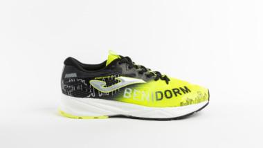 Joma lanza una zapatilla exclusiva para la Benidorm Half Marathon