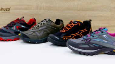 Chiruca propone nuevos modelos de calzado bajo multifuncional