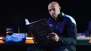 Puma presenta las nuevas botas Future Flash junto a Thierry Henry