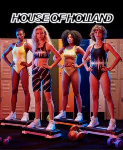 nueva colección House of Holland de Speedo