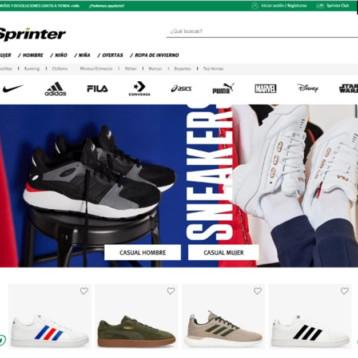 Sprinter se postula como marketplace deportivo