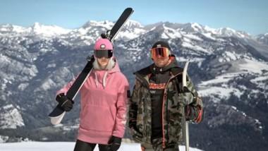 Superdry aporta exclusividad al entorno snow