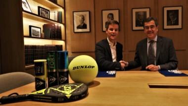 Dunlop seguirá patrocinando al Real Club de Tenis Barcelona hasta el 2022