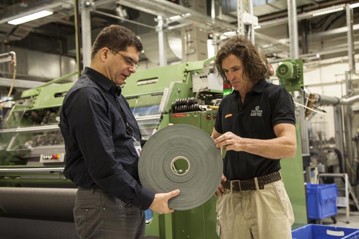 Gore-Tex obtiene el certificado ISO 14001
