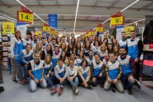 Decathlon inaugura su primera tienda en Jaén