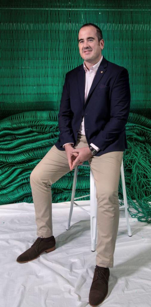 Juan Luis Antón, director comercial de El León de Oro