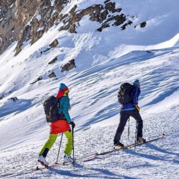 El esquí de montaña va camino de ser olímpico