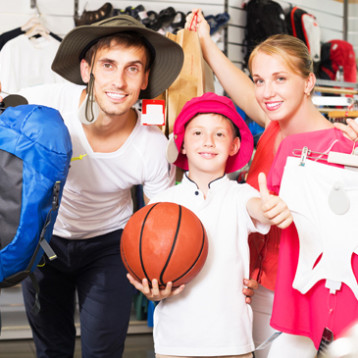 Las cifras de las tiendas de deporte en España