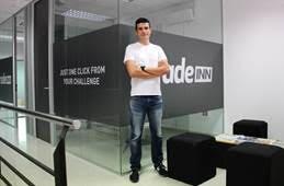 David Martín es el fundador de Tradeinn