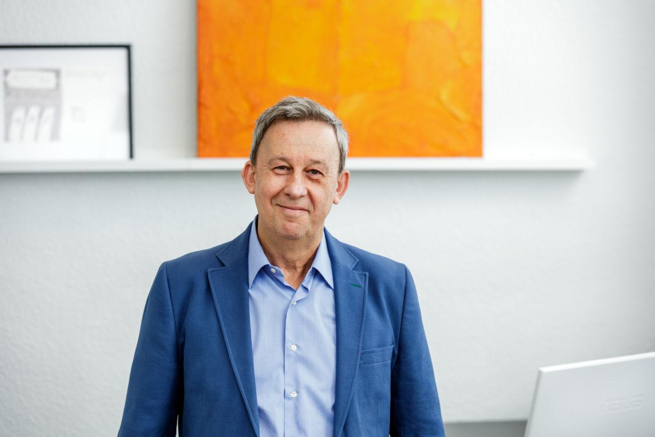 Ignacio Rojas, presidente de Peldaño