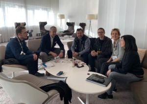 Afydad se reúne con el sector ciclista en Múnich