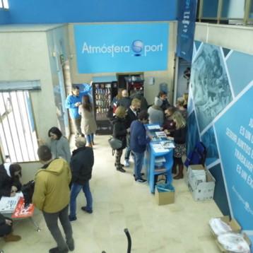 Atmósfera Sport adelanta sus jornadas de compra a diciembre