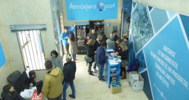 jornadas de compra de Atmósfera Sport