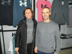 L'Albir Sport participa en las jornadas de compra de Atmósfera Sport