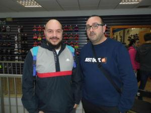 Atmósfera Sport Adra participa en las jornadas de compra de Atmósfera Sport