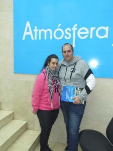 Atmósfera Sport Torredonjimeno participa en las jornadas de compra de Atmósfera Sport