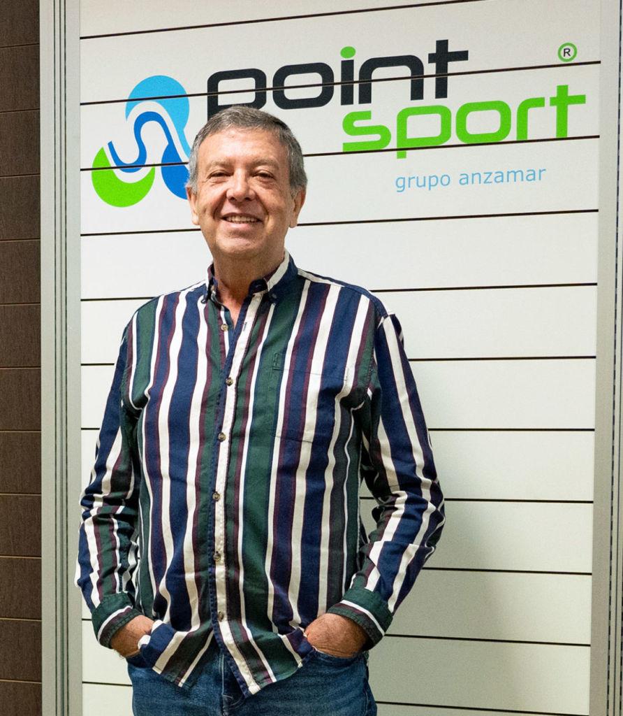 Benito Gil es gerente de Anzamar
