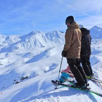 Boí Taüll promueve el esquí entre las jóvenes generaciones