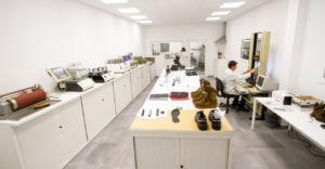Chiruca amplía su laboratorio de I+D