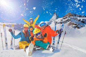 deportes de invierno y montaña