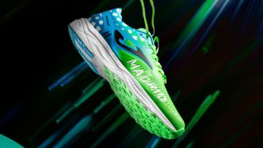 Joma lanza dos zapatillas para el Medio Maratón de Madrid