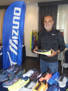 Mizuno participa en las jornadas de compra de Point Sport