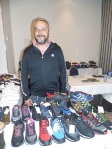 J'hayber participa en las jornadas de compra de Point Sport