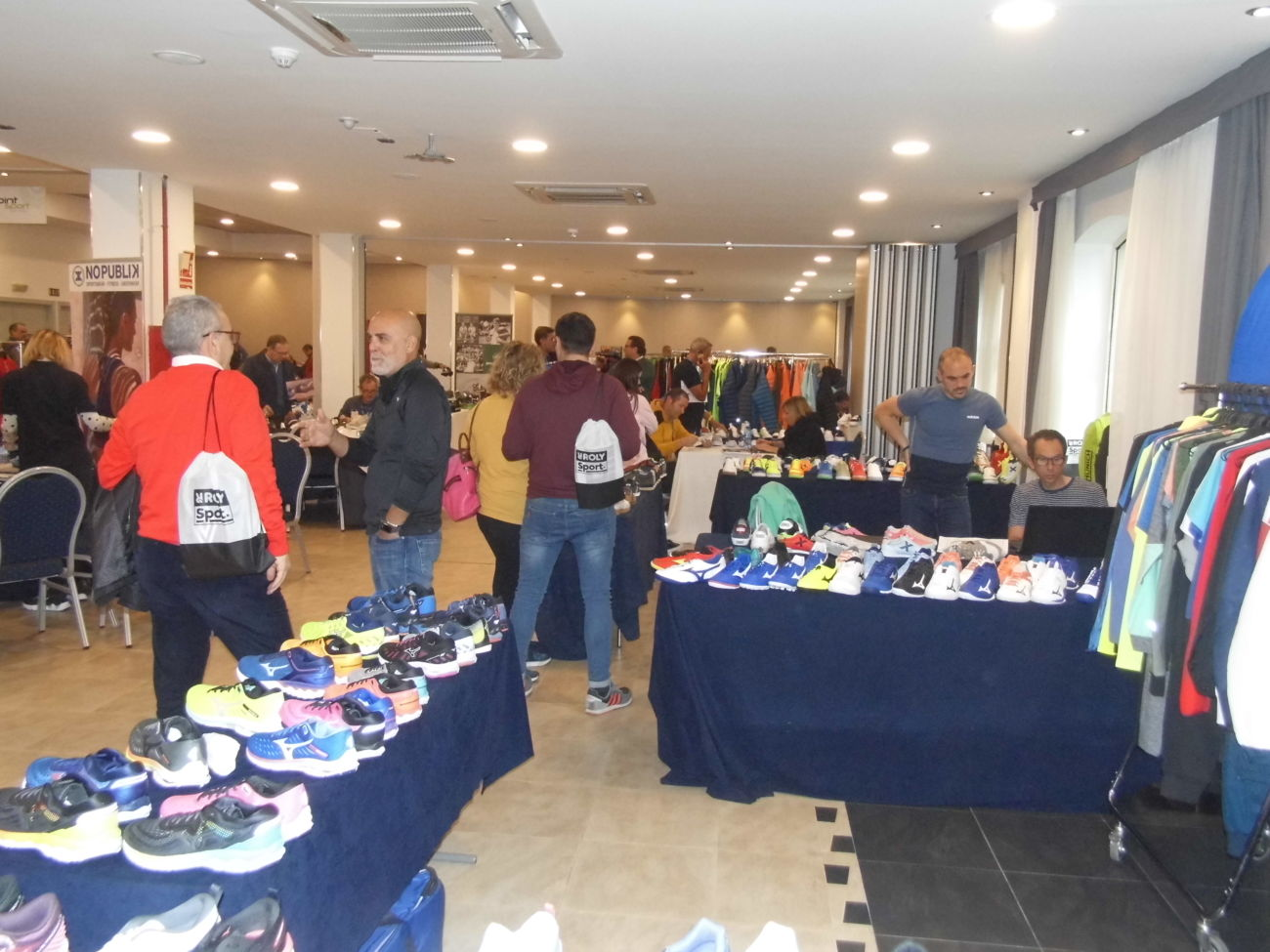 jornadas de compra de Point Sport