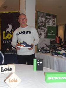 Drave Mad participa en las jornadas de compra de Point Sport