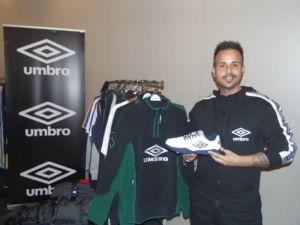 Umbro participa en las jornadas de compra de Point Sport