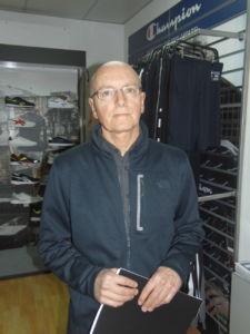 Jordi Creus participa en las jornadas de compra de Totalsport