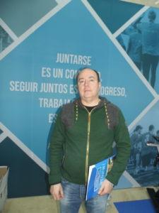 Luismi Sport participa en las jornadas de compra de Atmósfera Sport