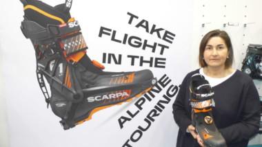 Scarpa revoluciona el esquí con su nueva bota F1 LT