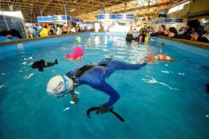 Feria del Submarinismo en Cornellà