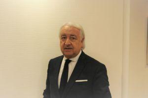 Pedro Campo es presidente de Cecobi