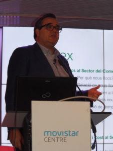 Josep Capell presenta el informe sobre la rotación en el retail